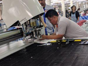 บริการหลังการขายเครื่องตัดผ้าอัตโนมัติ