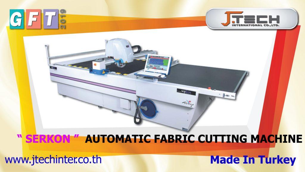 CNC Fabric Auto Cutter