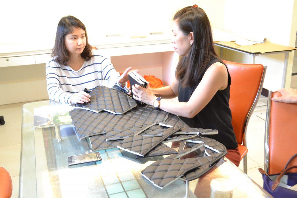 ทดสอบเครื่องตัดผ้าอัตโนมัติ เครื่องตัดผ้า