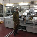 ติดตั้งเครื่องตัดผ้าอัตโนมัติ ผู้ประกอบการชุดไทย