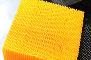 แปรงเครื่องตัดผ้าอัตโนมัติหลังทำความสะอาด3